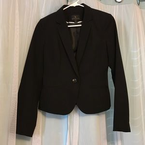 NWOT Worthington Women's Suit Coat Black